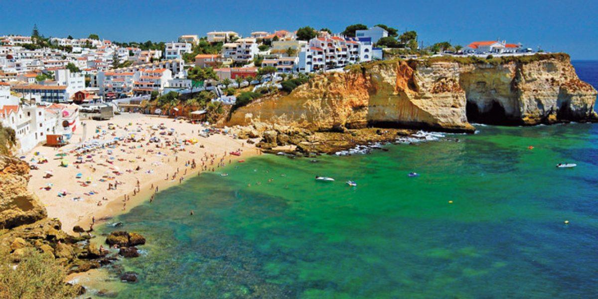 مدينة الغرب البرتغالية Algarve