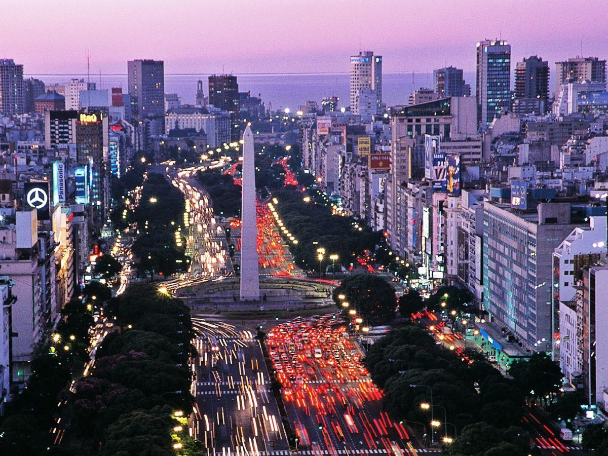 بوينس آيرس Buenos Aires