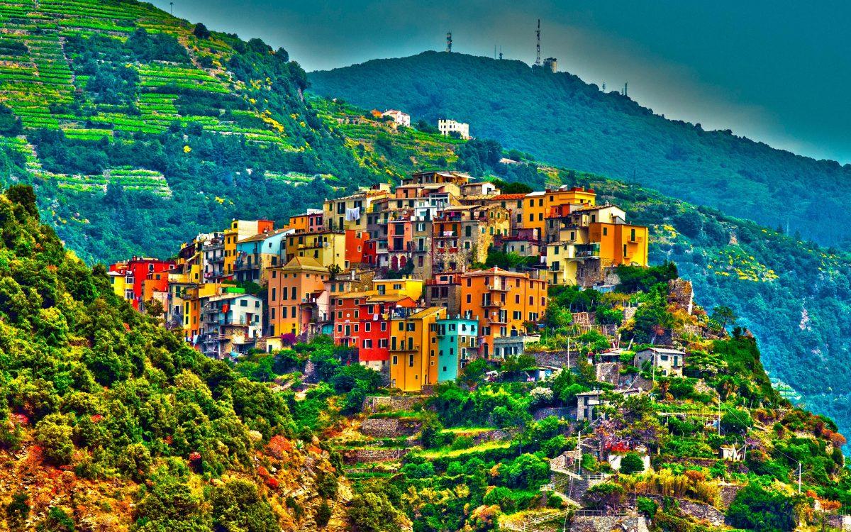 البلاد الخمس Cinque Terre