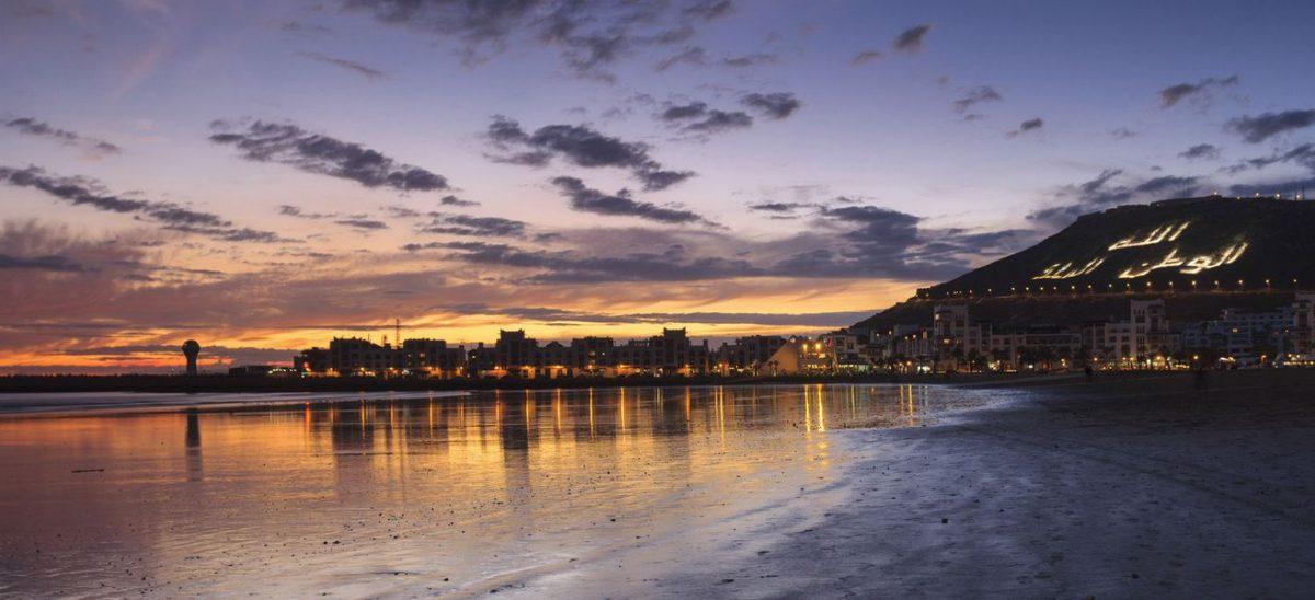 اغادير Agadir